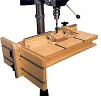 Drill Press Table T-Track Kit