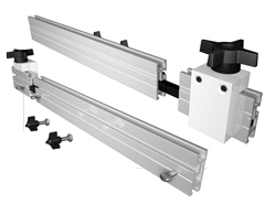 Table Saw Miter Gauge Fence Extension
