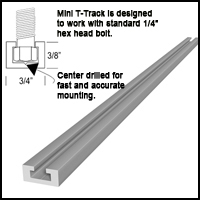 T Track And T Track Accessories