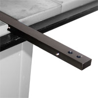 18 inch Precision Steel Miter Bar